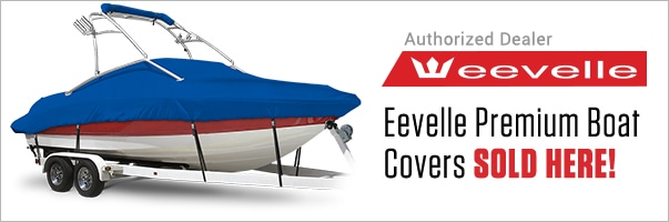 Eevelle Premium Boat Covers Sold Here Banner