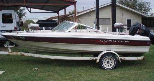 Ski Boat  Quantum Fish And Ski Boat