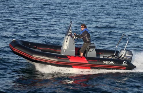 Rigid Inflatable Boat Covers