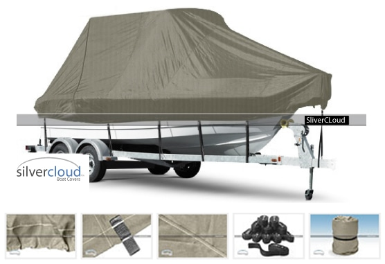 Available Colors  sc 1 st  National Boat Covers & Boat Covers for BAY BOAT - Rounded Bow Center Console T-Top