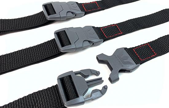 (12) XT Pro marine grade straps included