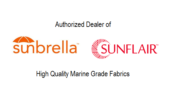 Authorized Sunbrella and Sunflair dealer