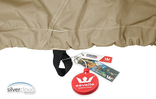 Silvercloud is built with waterproof and breathable material