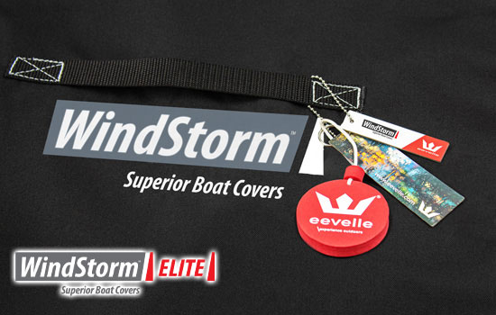 WindStorm is built with waterproof and breathable material