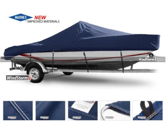 Available Colors  sc 1 st  National Boat Covers & Boat Covers for V HULL FISHING - Center Console Poling Platform