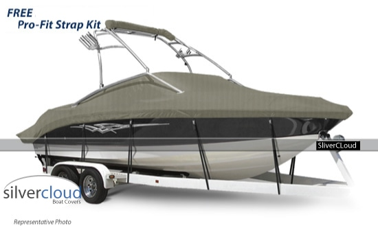 Silvercloud Tower Boat Covers