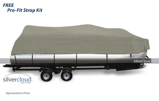 Silvercloud Pontoon Boat Covers