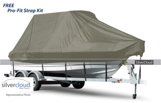 Silvercloud T-Top Boat Covers