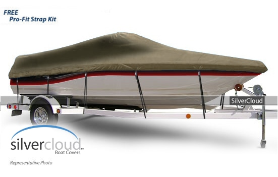 Silvercloud V Hull Runabout Boat Covers