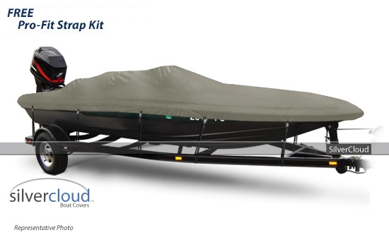 Silvercloud Bass Boat Covers