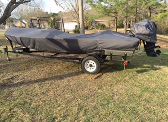 Mooring Boat Covers | National Boat Covers
