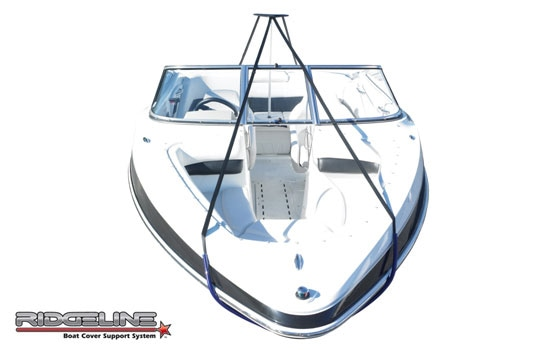 Boat Cover Support   National Boat Covers
