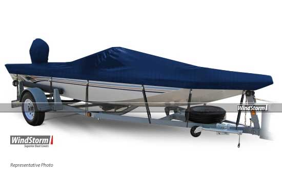 Windstorm Center Console Boat Covers