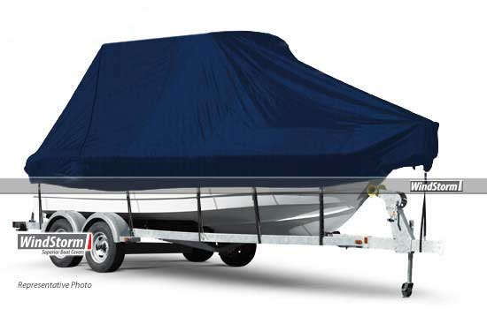 Windstorm T-Top Boat Covers