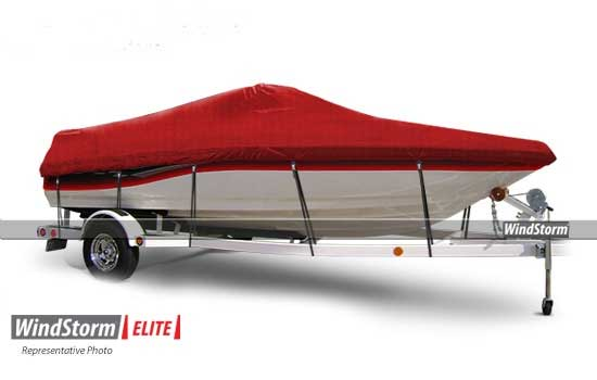 Windstorm Elite V Hull Runabout Boat Covers