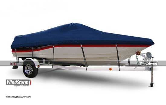 Windstorm V Hull Runabout Boat Covers