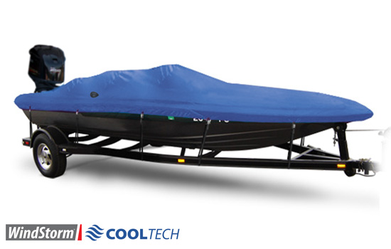 Winstorm Cooltech Bass Boat Covers