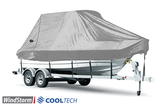 Windstorm Cooltech T-Top Boat Covers