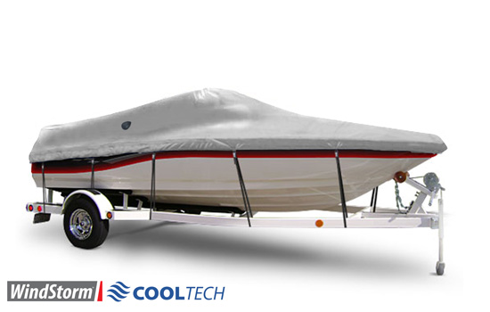 Windstorm Cooltech V Hull Runabout Boat Covers