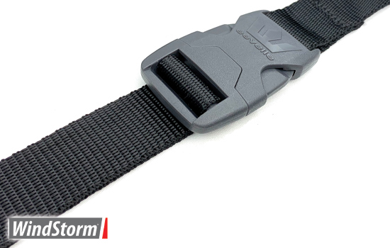 Durable Eevelle Straps to Secure Mooring Bag