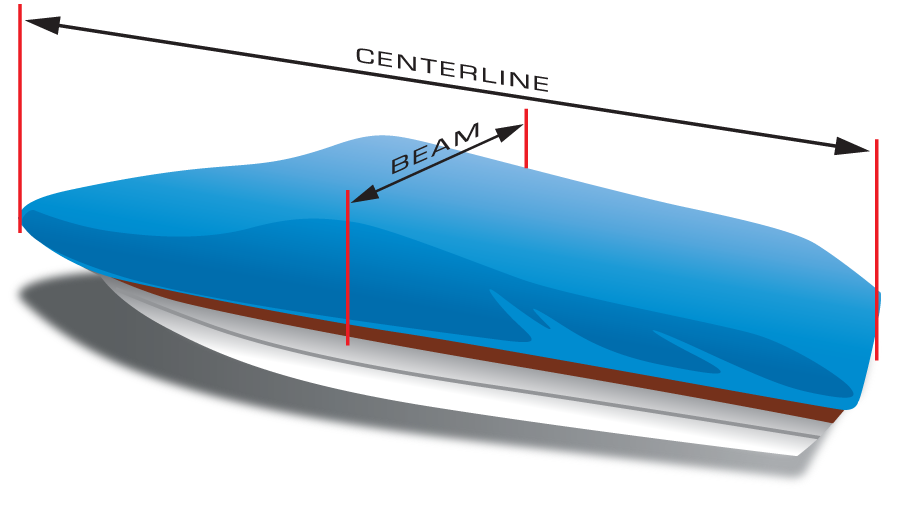 Eevelle National Boat Covers How to Measure Boat (1)