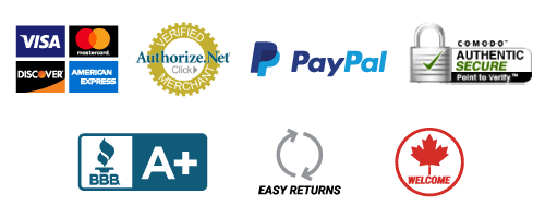 National Boat Covers Payment Icons