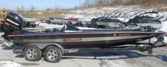 Bullet Power Boat