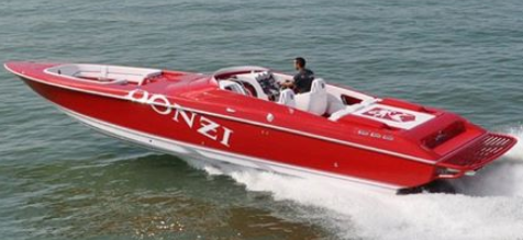 Donzi Marine Inc Boat Covers