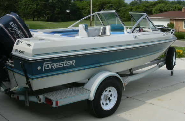 forester boats boat covers