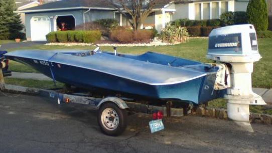 Astroglass hustler boat — img 10