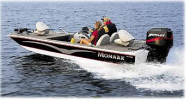 monark boats covers