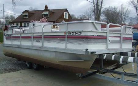 Sundancer Pontoons Boat Covers