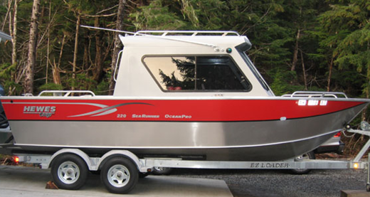 Hewescraft Boat Covers