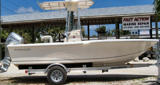 McKee Craft Boat Covers