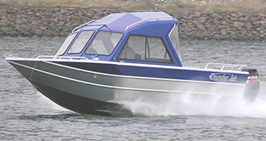 Thunder Jet Boat Boat Covers