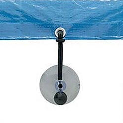 Boat Cover Suction Cup Tie Down