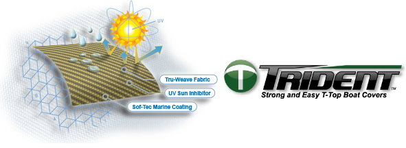 Trident T-Top Fabric Material