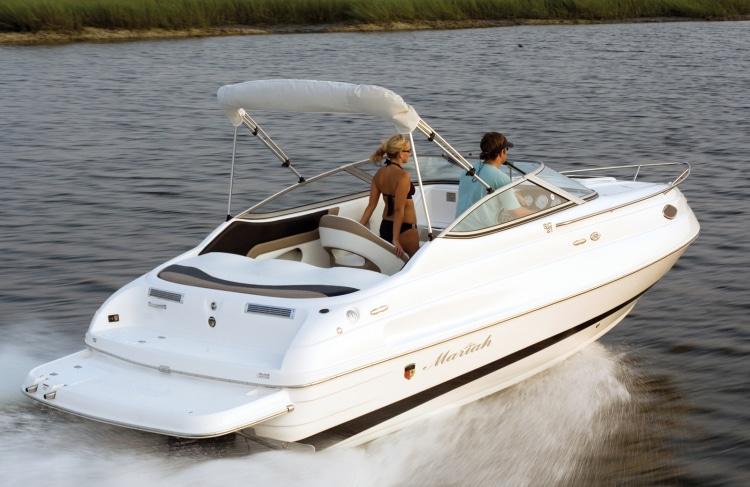 Etonnant Eevelle Cuddy Cabin Boat