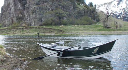 Eevelle Fishing Drift Boat