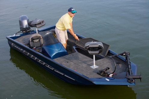 Eevelle Excel Jon Style Bass Boat