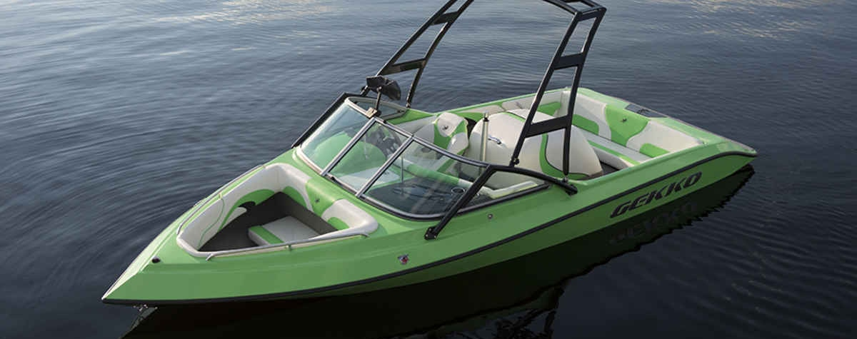 Eevelle Gekko Ski Boat with Tower