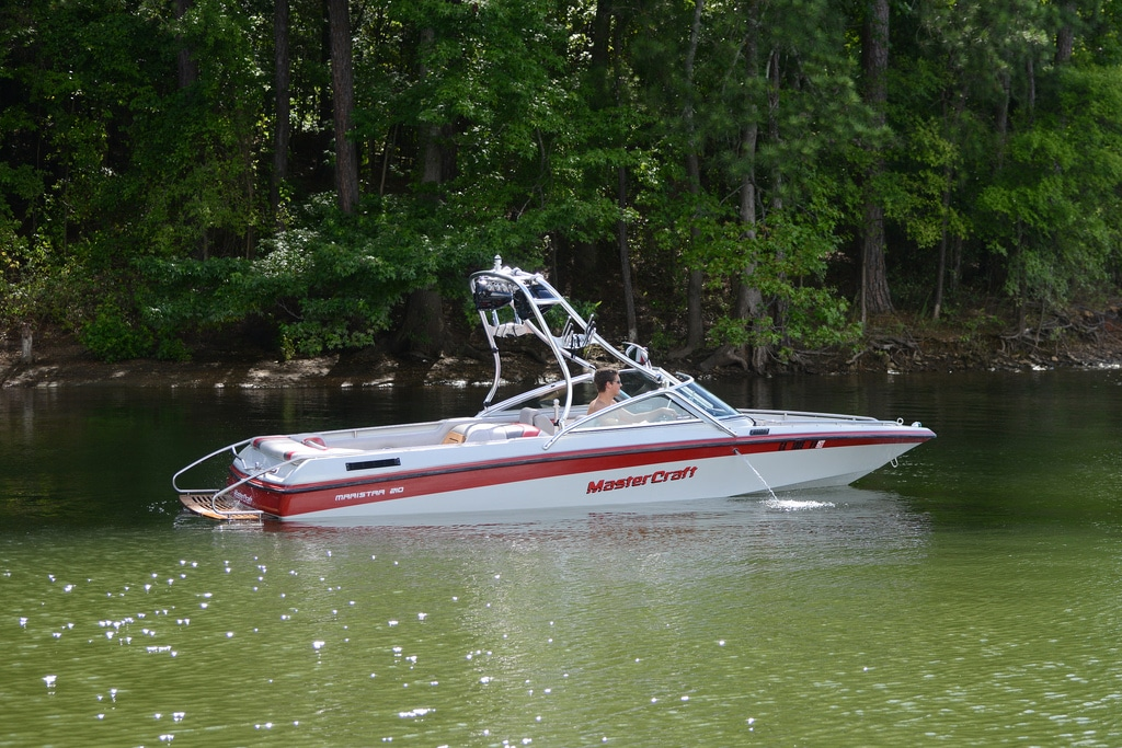 Eevelle Mastercraft Ski Boat with Tower