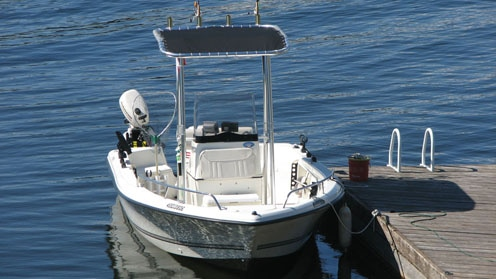 Eevelle T-Top Boat Covers