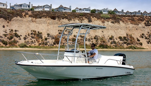 Eevelle T-Top and Hard Top Boats