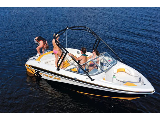 Eevelle Tahoe V Hull Runabout Ski Tower
